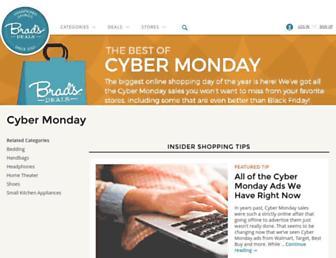 Thumbshot of Cybermonday2012.com