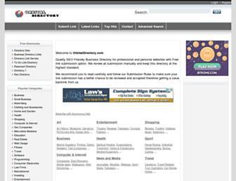 Thumbshot of Orbitaldirectory.com