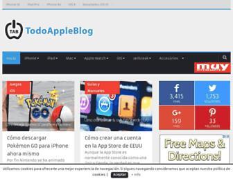 todoappleblog.com screenshot