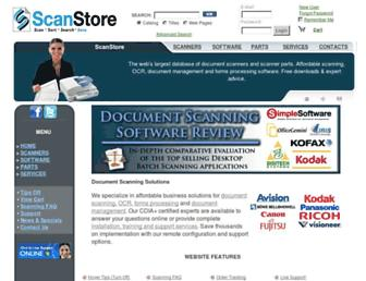 scanstore.com screenshot