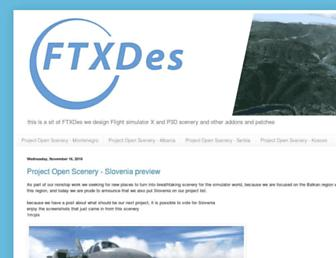 ftxdes.blogspot.com screenshot
