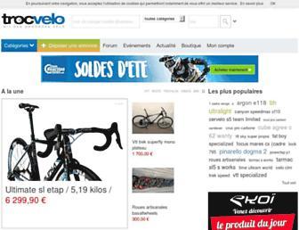 Thumbshot of Troc-velo.com