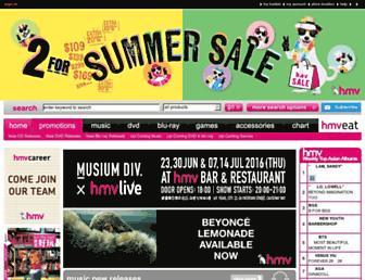 Thumbshot of Hmv.com.hk