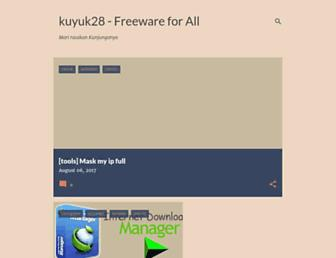 kuyuk28.blogspot.com screenshot