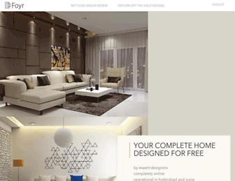 foyr.com screenshot