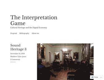 Main page screenshot of memetechnology.org