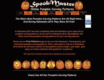 spookmaster.com screenshot