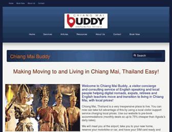 Thumbshot of Chiangmaibuddy.com