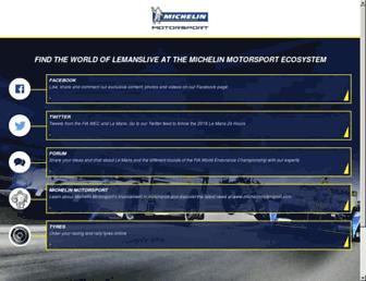 Thumbshot of Lemanslive.com