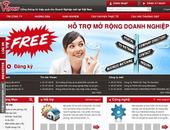 vtown.vn screenshot