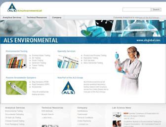 caslab.com screenshot