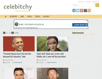 Thumbshot of Celebitchy.com
