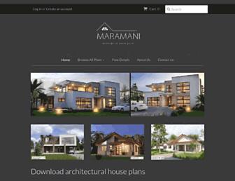 maramani.com screenshot