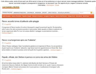 levantenews.it screenshot