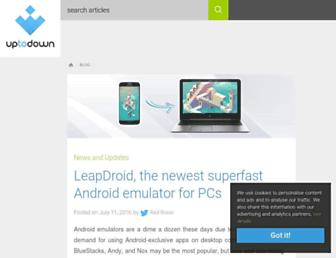 blog.en.uptodown.com screenshot