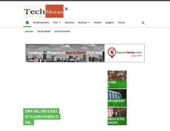 techmoran.com screenshot