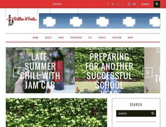 Thumbshot of Rattlesandheels.com