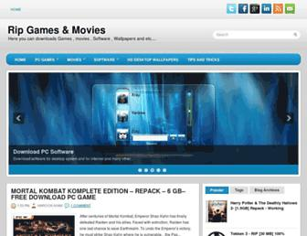 full-rip-games.blogspot.com screenshot