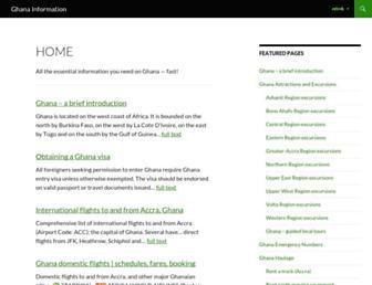 ghanainfo.net screenshot