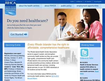 rihca.org screenshot