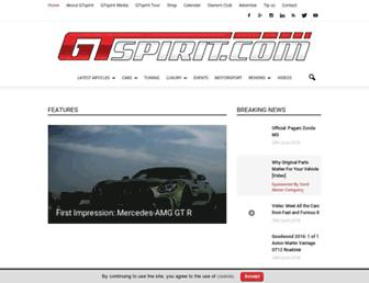 Thumbshot of Gtspirit.com