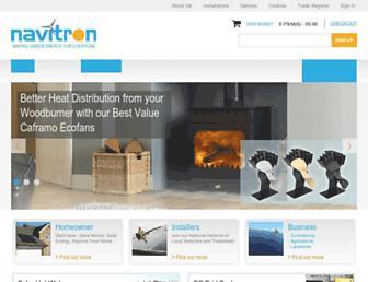 navitron.org.uk screenshot