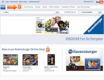 ravensburger.com screenshot