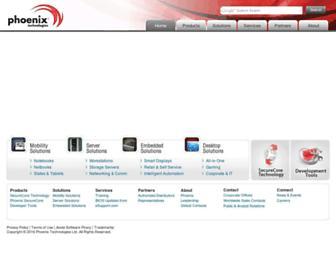 phoenix.com screenshot