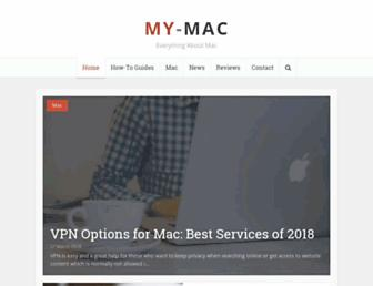 my-mac.org screenshot