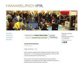 himmelrich.com screenshot