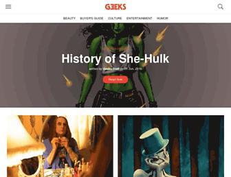 Thumbshot of Geekroom.com