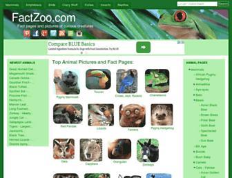 Thumbshot of Factzoo.com