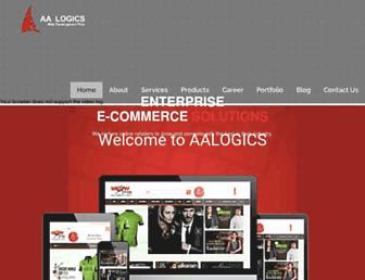 aalogics.com screenshot
