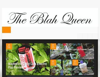 Thumbshot of Theblahqueen.com