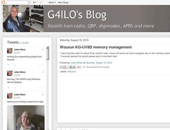 blog.g4ilo.com screenshot