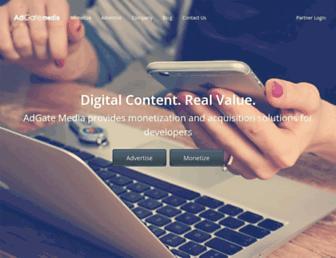 Thumbshot of Adgatemedia.com