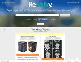 revolvy.com screenshot