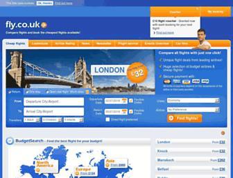 Fullscreen thumbnail of fly.co.uk