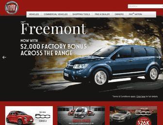 Thumbshot of Fiat.com.au