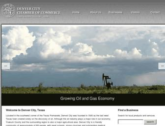 denvercitychamber.com screenshot
