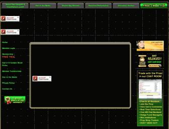 Thumbshot of Chartpattern.com
