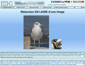 reduction-image.com screenshot