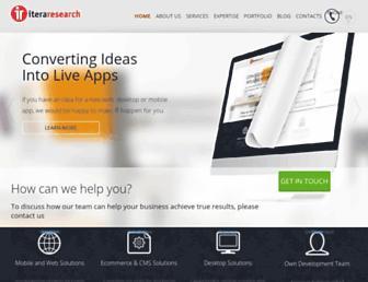 finecms.com screenshot