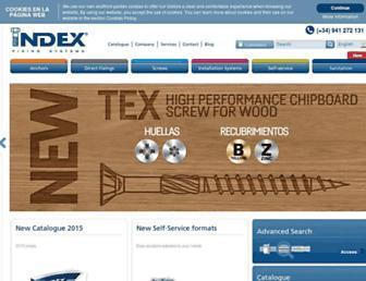 indexfix.com screenshot