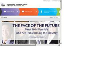 independentagent.com screenshot