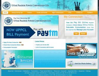 uppclonline.com screenshot
