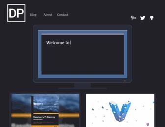 danpurdy.co.uk screenshot