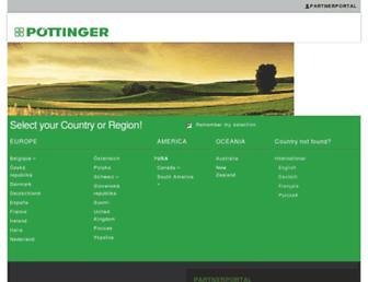 poettinger.at screenshot