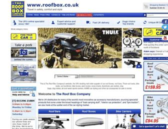 Thumbshot of Roofbox.co.uk