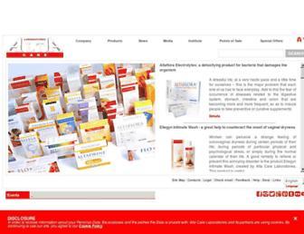 Thumbshot of Altacare.com